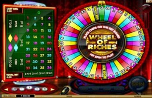 Wheels of riches